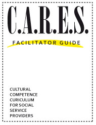 CARES Facilitator Guide